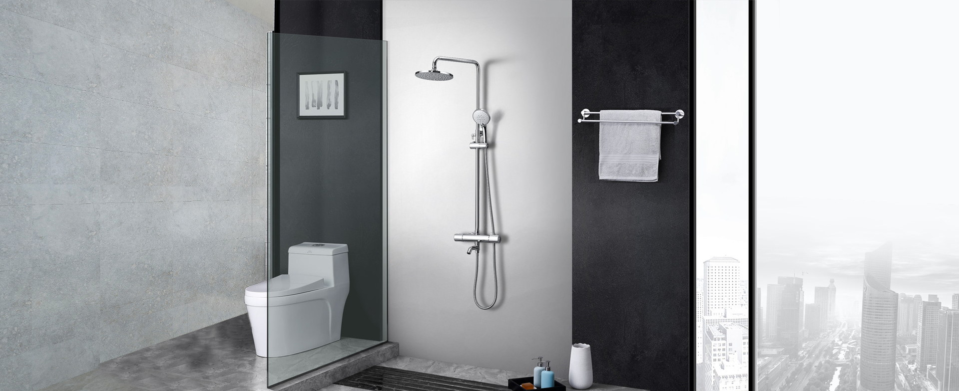 Several ways to clean the shower head
